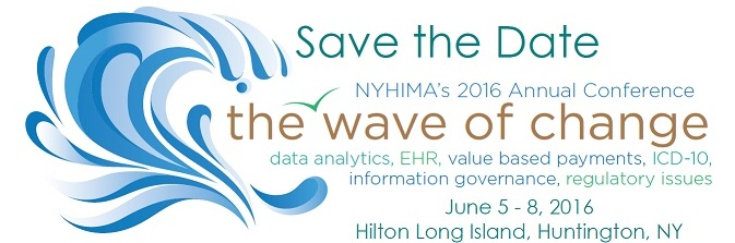 Stay in the know and earn CEUs with NYHIMA Educational Offerings!